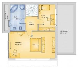 Haus_August_2014_Dachgeschoss_Entwurf_2