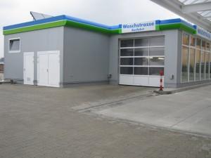 Tankstellenbau